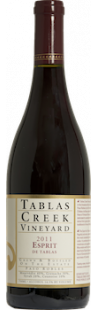 Tablas Creek | Esprit de Beauc. ROUGE `11 Paso Ro.