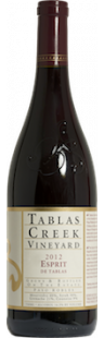 Tablas Creek | Esprit de Beauc. ROUGE `12 Paso Ro.